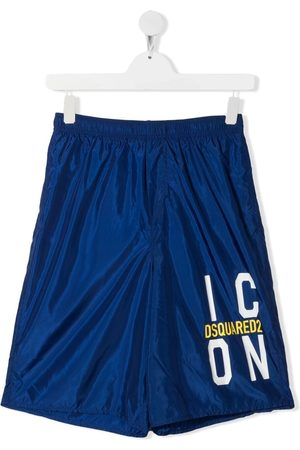 Dsquared2 Shorts - TEEN Icon-print shorts