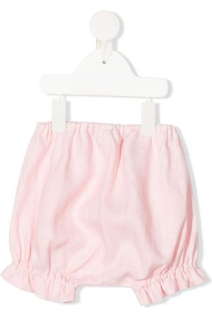 Siola Shorts - Elasticated-ankle bloomers