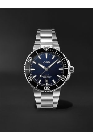 Oris Aquis Date Automatic 41.5mm Stainless Steel Watch, Ref. No. 01 733 7766 4135-07 8 22 05PEB
