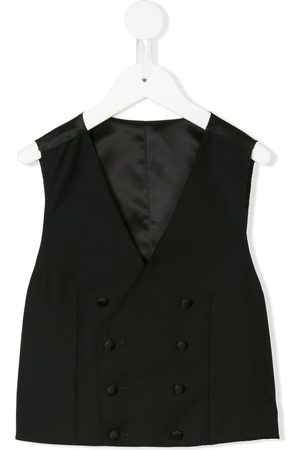 Dolce & Gabbana Tailored double-breasted waistcoat