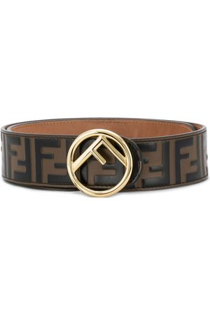 Fendi F is buckle belt