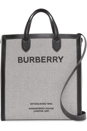 Burberry Horseferry-print tote bag