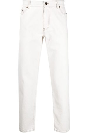 Saint Laurent Carrot-fit jeans