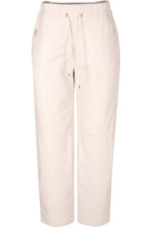 Marc Cain Leren pantalon