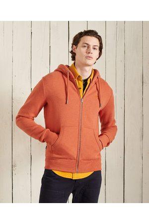 Superdry Klassieke hoodie met rits uit de Orange Label-collectie