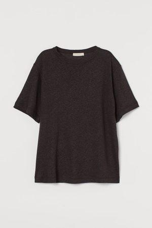 H&M Dames T-shirts - Oversized T-shirt