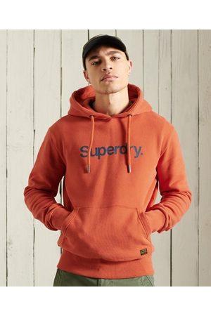 Superdry Heren Hoodies - Canvas hoodie met Core-logo