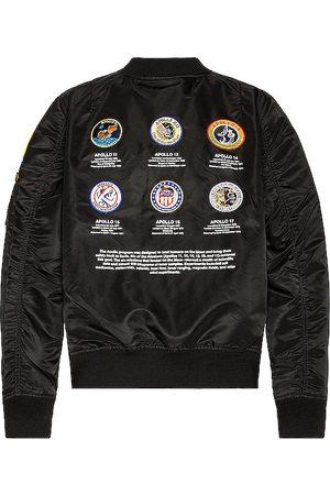 Alpha Industries L-2B Apollo II Fight Jacket in