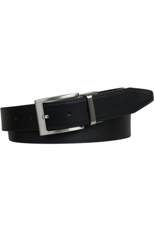 Profuomo Heren Riemen - Heren belt reversible black brown
