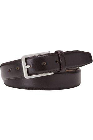 Profuomo Heren Riemen - Heren belt leather brown