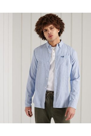 Superdry Klassiek University Oxford overhemd