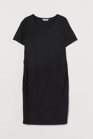 H&M MAMA Katoenen jurk