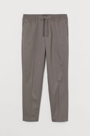 H&M Cropped joggers - Slim Fit