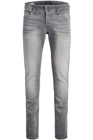 Jack & Jones Heren Slim - Glenn Icon Jj 257 50sps Slim Fit Jeans Heren Grijs
