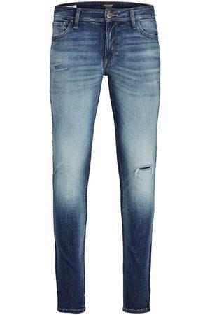 Jack & Jones Heren Skinny - Liam Original Ge 683 Sps Skinny Jeans Heren Blauw