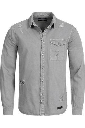 INDICODE Heren Overhemden - Overhemd 'Bath