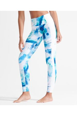 Superdry Dames Leggings - Sport Flex legging met hoge taille
