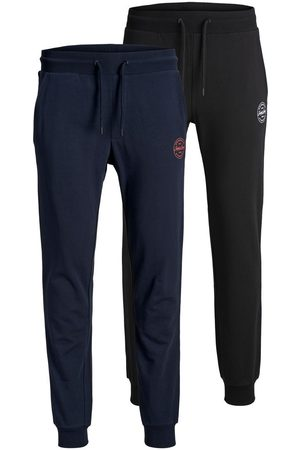 Jack & Jones Heren Joggingbroeken - 2-pack Gordon Shark Sweatpants Heren Blauw