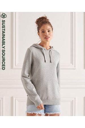 Superdry Dames Hoodies - Essential hoodie van biologisch katoen