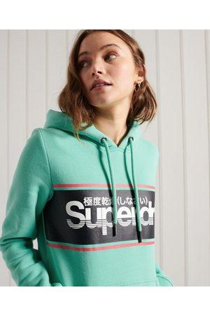 Superdry Dames Hoodies - Klassieke hoodie met Core-logo