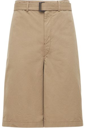 LEMAIRE Heren Shorts - Dry Cotton Shorts