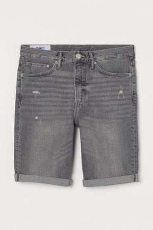 H&M Jeansshort - Slim Fit