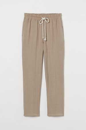 H&M Pull-on broek viscosemix
