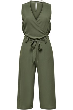 ONLY Culotte Jumpsuit Dames Green