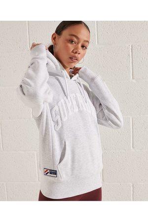 Superdry Varsity Arch Mono hoodie