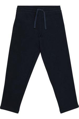 Loro Piana Jongens Joggingbroeken - Horsey cotton fleece sweatpants