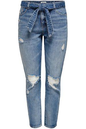 ONLY Dames Boyfriend - Onltonni Life Vintage Boyfriend Jeans Dames