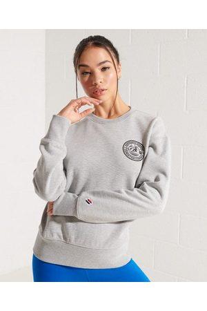 Superdry Dames Sweaters - Expedition sweatshirt met ronde hals