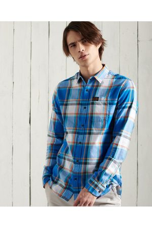 Superdry Heren Overhemden - Workwear Lite overhemd