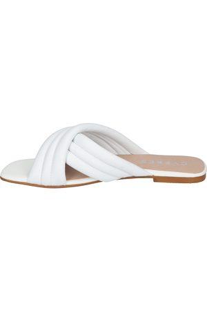 Cypres Dames Clogs - Manoa White Muilen