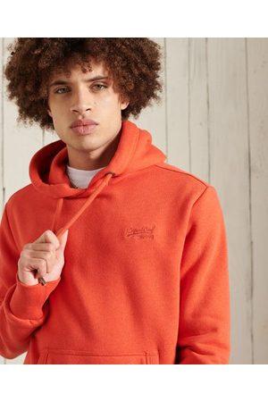 Superdry Heren Hoodies - Klassieke Orange Label hoodie