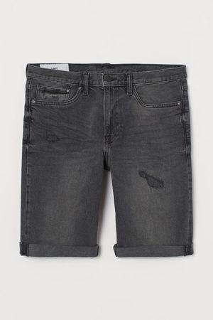 H&M Dames Shorts - Jeansshort - Slim Fit
