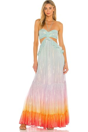 ROCOCO SAND Leal Cutout Dress in
