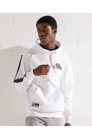 Superdry Heren Shirts - Mountain Sport Mono hoodie