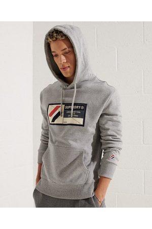 Superdry Heren Shirts - Sport Jock Tag hoodie