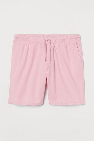 H&M Katoenen short - Regular Fit