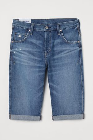 H&M Jeansshort - Relaxed Fit