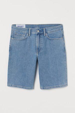 H&M Jeansshort - Regular Fit