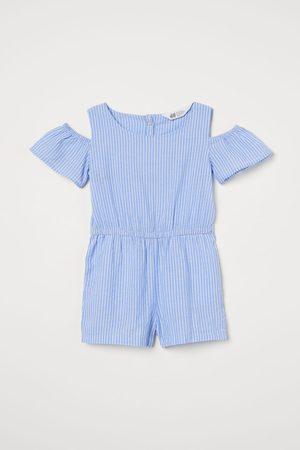 H & M Meisjes Playsuits - Cold-shoulderplaysuit
