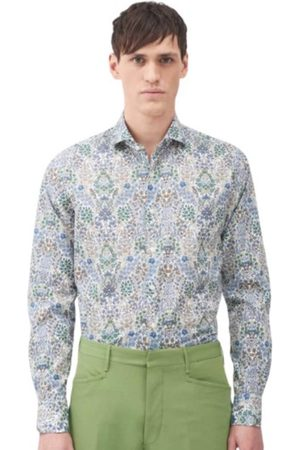 Xacus Shirt In Liberty of London Print