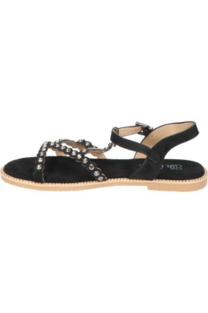 Ella Dames Sandalen - Malta Black Sandalen