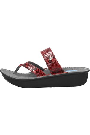 Wolky Dames Teenslippers - Martinique