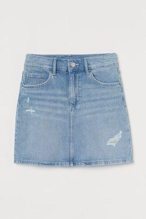 H&M Meisjes Jeansrokken - Comfort Stretch jeansrok