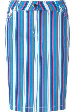 Looxent Rok in maritieme stijl strepen Van multicolour
