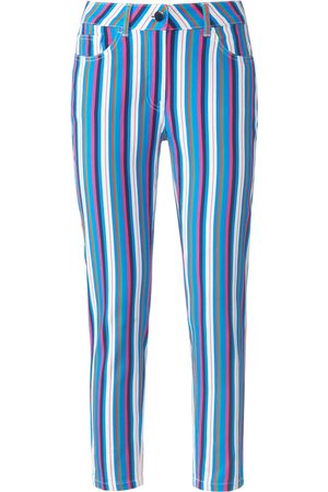 Looxent Enkellange jeans in extra smal five-pocketsmodel Van multicolour