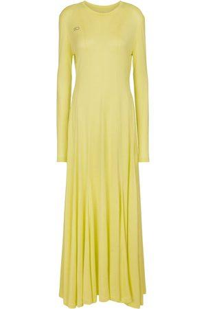 Peter Do Squid Tencel® jersey maxi dress